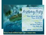 Make Your Own One Direction Birthday Invitations Create Your Own Fantasy Birthday Party Invitation Zazzle