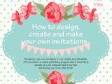 Make Your Own One Direction Birthday Invitations How to Make Party Invitations Party Invitations Ideas