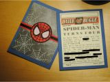 Make Your Own One Direction Birthday Invitations Make Your Own Spider Man Birthday Invitations Page