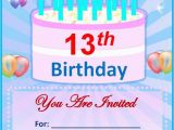 Make Your Own Printable Birthday Invitations Online Free Make Your Own Birthday Invitations Free Template Best
