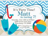 Making A Birthday Invitation Make Your Own Party Invitations Party Invitations Templates