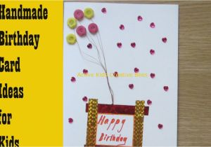 Making Birthday Cards At Home How To Make Handmade Roselawnlutheran