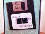 Making Birthday Cards On the Computer How to Create A Retro Computer Birthday Card Diy Crafts
