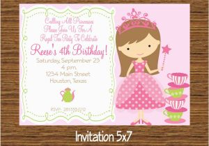 Making Birthday Invitations Online For Free Create Own Tea Party Egreeting