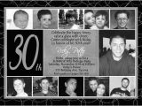 Male 30th Birthday Invitations Funny 30th Birthday Invitations for Men Party Planning