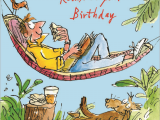 Male Birthday Card Images Quentin Blake Relax Happy Birthday Greeting Card Cards