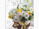Male Birthday Flowers Birthday Card Female Lady Happy Birthday Flowers