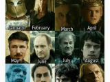 March Birthday Meme Your Birthday Month is Your Lover G Imadirewolf A February