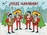 Mariachi Birthday Card the Found Mariachi Feliz Navidad