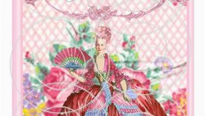 Marie Antoinette Birthday Card Marie Antoinette Let them Eat Cake Printable Happy Birthday