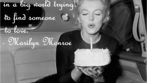 Marilyn Monroe Happy Birthday Quotes Marilyn Monroe Birthday Quotes Quotesgram