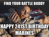 Marine Birthday Memes 241 Marine Corps Birthday Battle Buddy