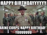 Marine Corps Birthday Meme Happy Birthdayyyyyy Marine Corps Happy Birthday to