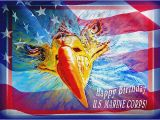 Marine Happy Birthday Card Happy Birthday Marine Corps Greeting Card for Sale by