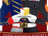 Marine Happy Birthday Card Happy Birthday Marine Corps Quotes Quotesgram