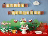 Mario Bros Birthday Decorations Festa Super Mario Bros Dicas Para Festas