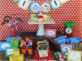 Mario Bros Birthday Decorations Let S Party Super Mario Brothers Party Ideas Tammy