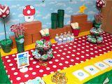 Mario Bros Birthday Decorations Super Mario Birthday Party Popsugar Moms