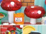 Mario Bros Birthday Decorations Super Mario Bros Party Ideas