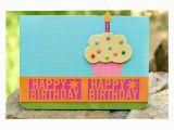 Martha Stewart Birthday Cards Card Martha Stewart Happy Birthday Punch Cupcake Card