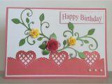 Martha Stewart Birthday Cards Martha Stewart Punch Paper Blossoms