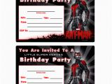 Marvel Avengers Birthday Invitations Free Marvel Ant Man Printable Birthday Invitation