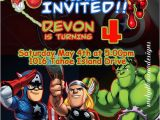 Marvel Avengers Birthday Invitations Marvel Avengers Birthday Invitation Julian Pinterest