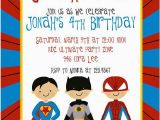 Marvel Superhero Birthday Party Invitations 7 Best Images Of Marvel Super Hero Invitations Free