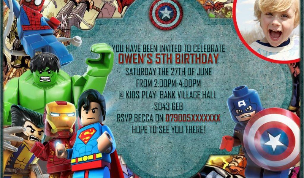 Download By SizeHandphone Tablet Desktop Original Size Back To Marvel Superhero Birthday Party Invitations