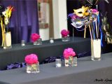 Masquerade Birthday Party Decorations Purple and Pink Masquerade Party Diy Inspired