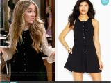 Maya S Birthday Girl Meets World Maya S Black button Front Romper On Girl Meets World