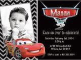 Mcqueen Birthday Invitation Cards Lightning Mcqueen Birthday Card Free Printable First