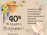 Meaningful 60th Birthday Gifts for Husband 40th Birthday Wishes Messages and Card Wordings
