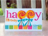 Meaningful Birthday Cards Meaningful Menagerie Lollipop Birthday Card