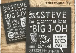 Mens 30th Birthday Decorations Party Invitations For Men Best Ideas
