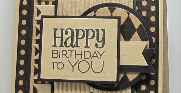 Mens Happy Birthday Cards Paper Crafty 39 S Creations Happy Birthday to You Mojo300