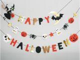 Meri Meri Happy Birthday Banner Meri Meri Halloween Banners 2014 Halloween Halloween
