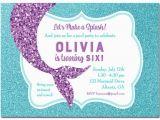 Mermaid Birthday Invitations Free Printable Mermaid Invitation Printable or Printed W Free Shipping