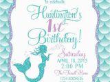 Mermaid Birthday Invitations Free Printable Mermaid Invitation withphoto orderecigsjuice Info