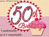 Message for 50th Birthday Card 50th Birthday Wishes and Messages 365greetings Com