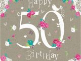 Message for 50th Birthday Card Happy 50th Birthday Wishes Messages and Quotes for Facebook