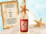 Message In A Bottle Birthday Invitations Free Message In A Bottle Birthday Invitations Ideas Free