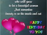 Message to the Birthday Girl Happy Birthday Wishes for Girls Occasions Messages