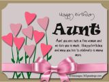 Messages to Put In Birthday Cards Birthday Wishes for Aunt 365greetings Com