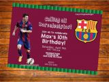 Messi Birthday Invitations 245 Best Images About soccer Party On Pinterest Messi