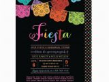 Mexican themed Birthday Invitations Papel Picado Mexican themed Party Rehearsal Dinner