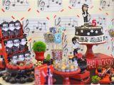 Michael Jackson Birthday Decorations Kara 39 S Party Ideas Michael Jackson Birthday Party Kara 39 S