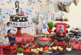 Michael Jackson Birthday Party Decorations Kara 39 S Party Ideas Michael Jackson Birthday Party Kara 39 S