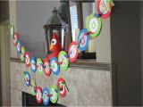 Michaels Happy Birthday Cake Banner Elmo Fruit Tray and Other Birthday Party Ideas David