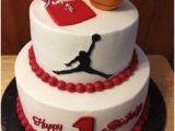 Michaels Happy Birthday Cake Banner Jordan 39 S Birthday On Pinterest Basketball Slam Dunk and
